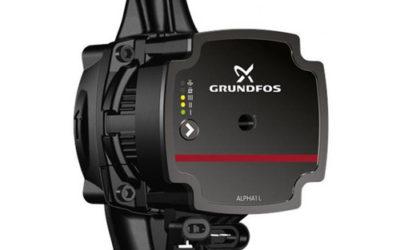 GRUNDFOS ALPHA1 L 25-60 180 1x230V Obehové čerpadlo 99160584