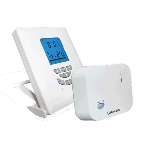 Salus T 105 RF bezdrôtový týždenný termostat